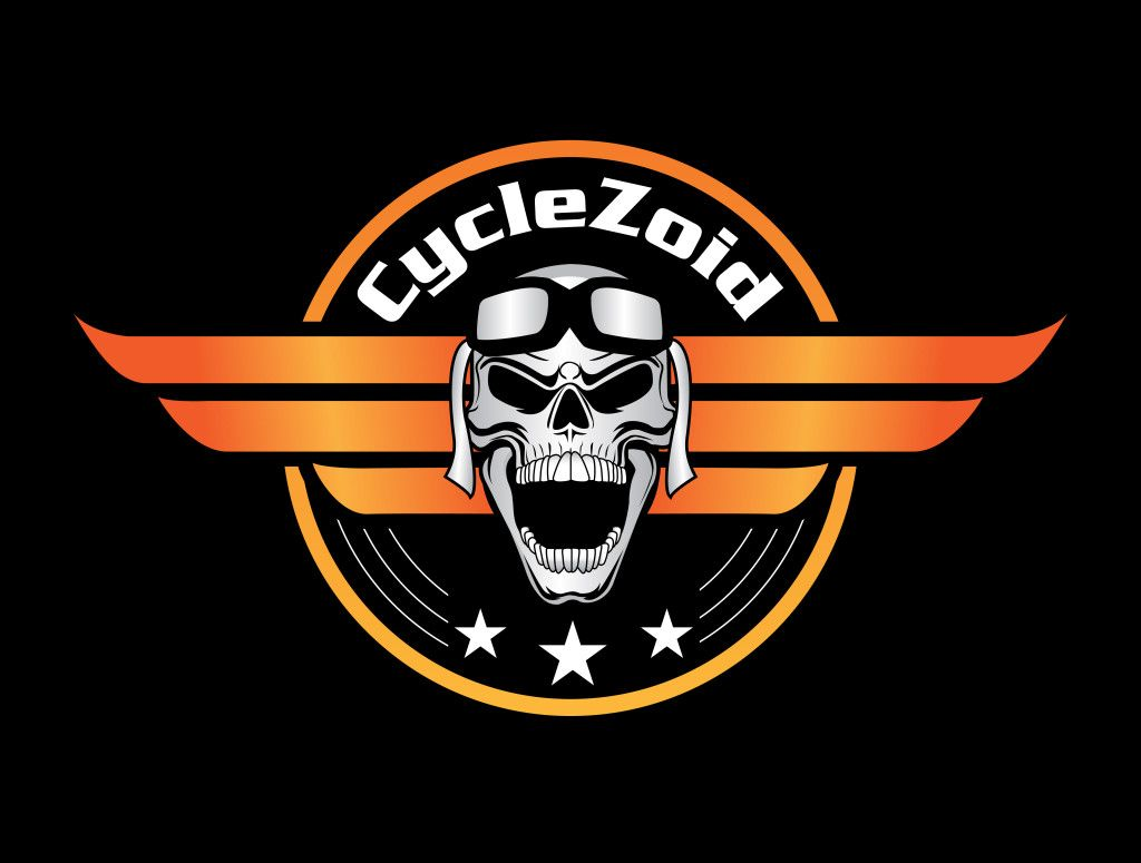 Cyclezoid Theme. Great for hats or Tshirts Juventus