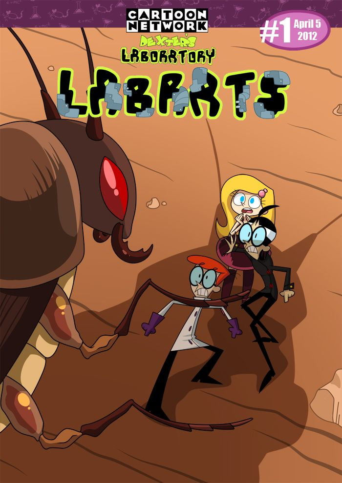 Labrats Cover by miikanism.deviantart.com on @DeviantArt