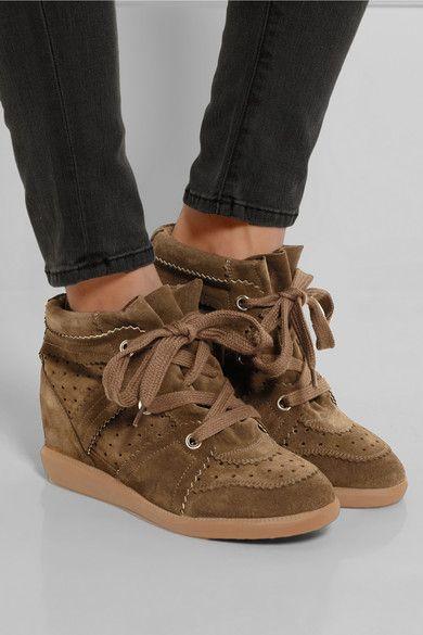 25 b sta basket isabel marant id erna p pinterest adidas la trainer chaussure de tennis. Black Bedroom Furniture Sets. Home Design Ideas
