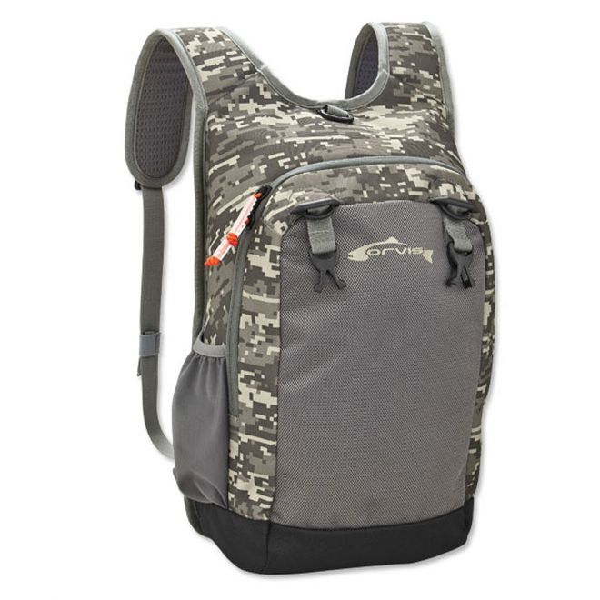 Orvis Safe Passage System Pack Digital Camo Closeout Fishing Backpack Fly Fishing Bag Fly Fishing Shirts