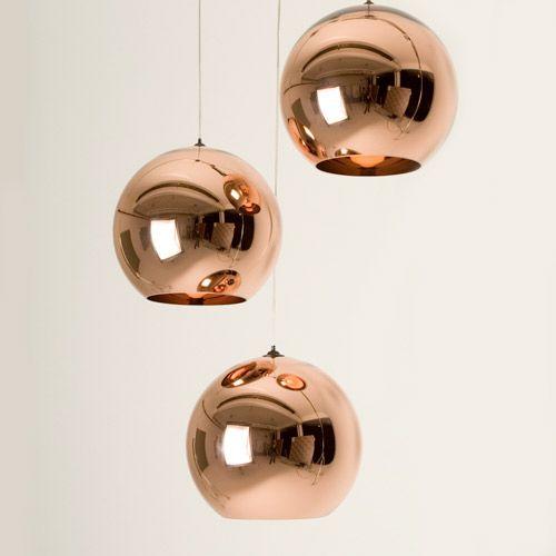 Copper shade pendant light tom dixon copper shade pendants copper shade pendant light tom dixon copper shade pendants ylighting aloadofball Choice Image
