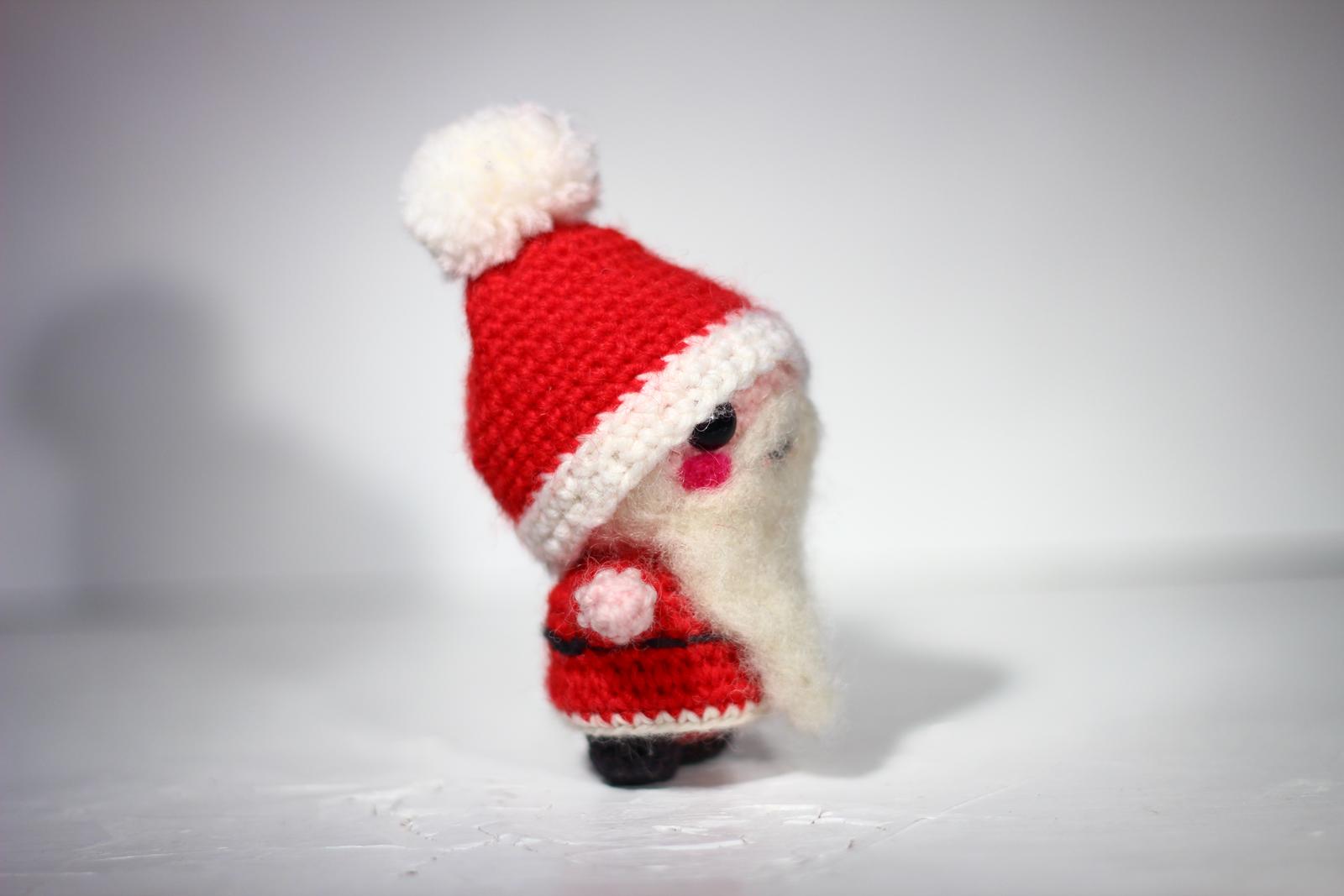 Amigurumi Papá Noel patron gratis | Pinterest | Instructivo, Papa ...