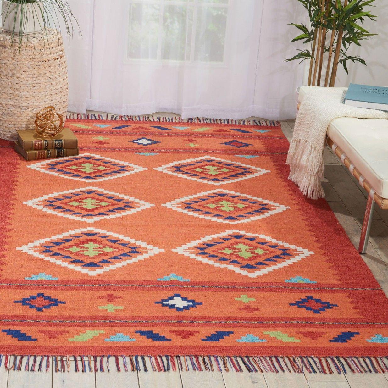 198x290 Baja Teppich Or Rot Floor Couture Handgefertigte Teppiche Teppich Teppichboden