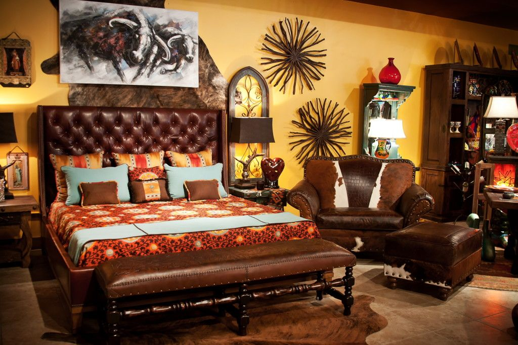 Rustic Bedroom Set Fort Worth Furniture Store