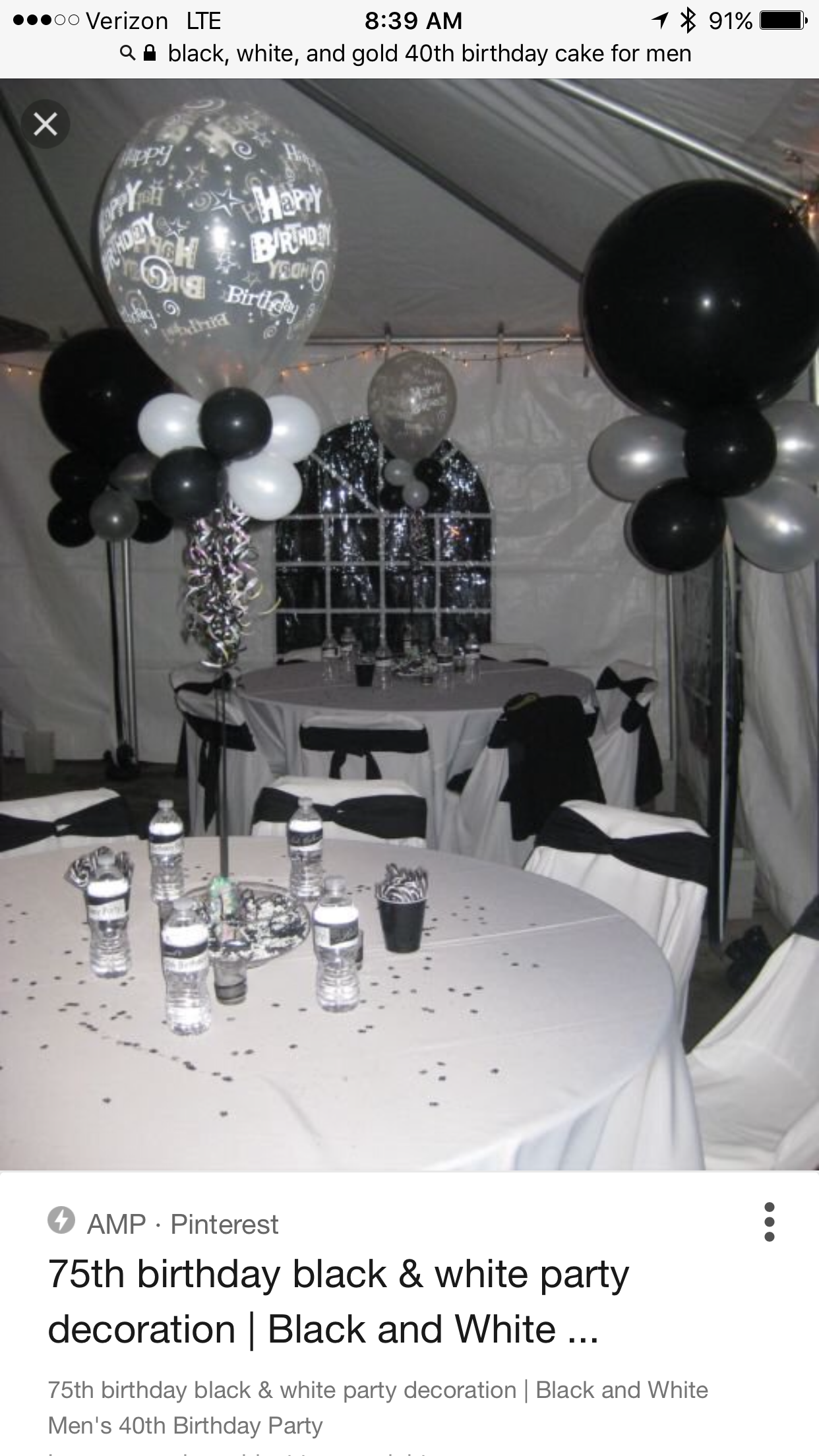 Pin By Patrice On Event Inspiration White Party Decorations