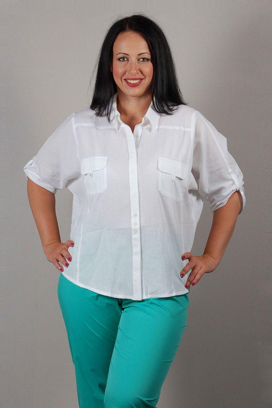 Блузки для полных женщин которые их стройнят выкройка фото 841