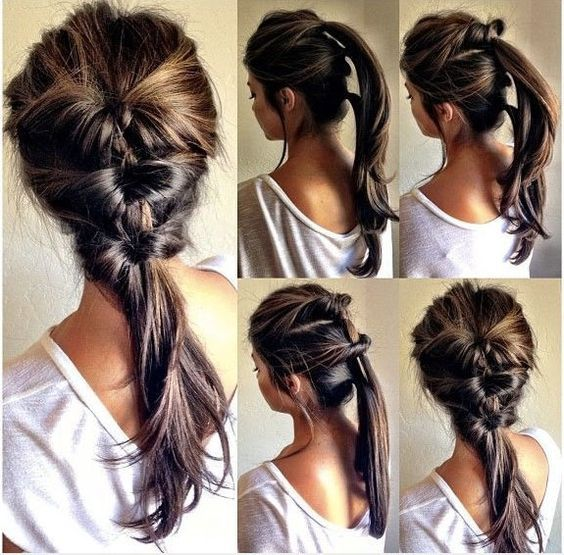 peinado fcil
