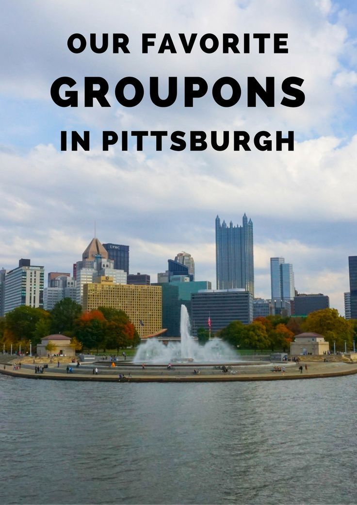 Groupon Pittsburgh