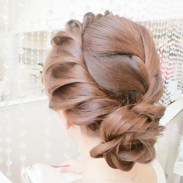 華やかでエレガント*アナ雪\u201cエルサの髪型\u201dがとってもかわいい