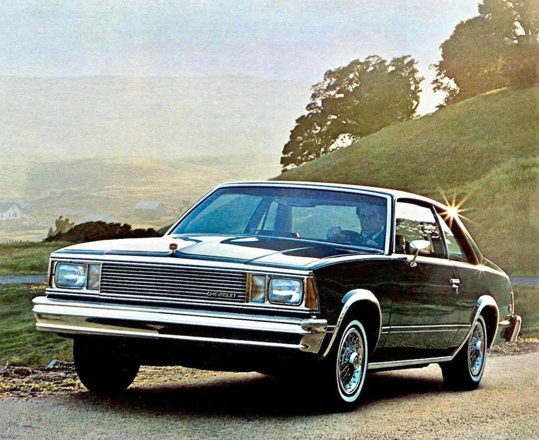 1981 Chevrolet Malibu Coupe Malibu Coches Clasicos Autos Vw