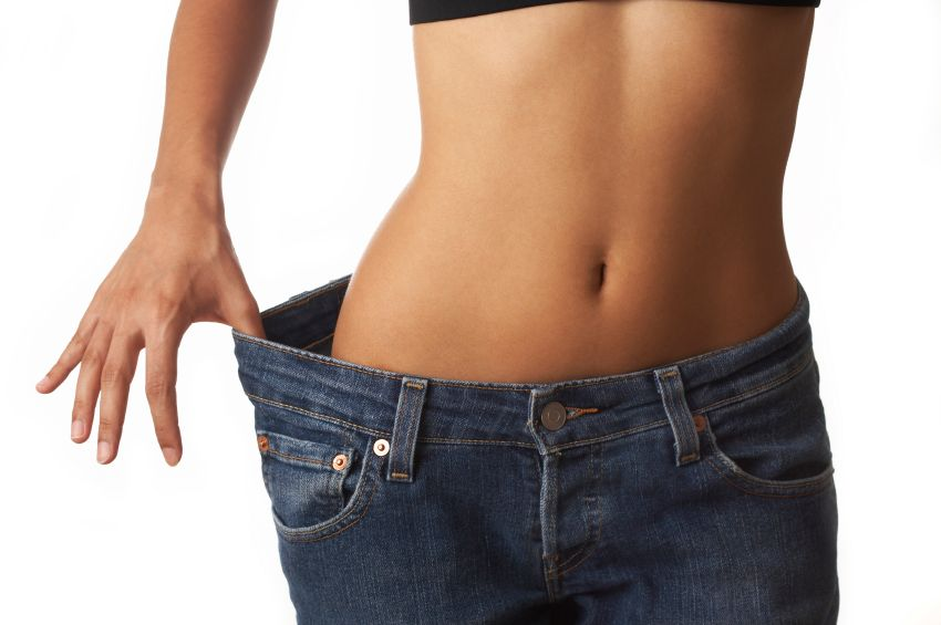 rapid fat loss loose skin