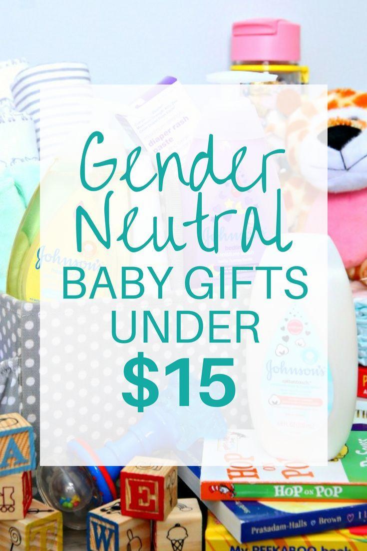 Gender neutral baby gifts under 15 gender neutral baby