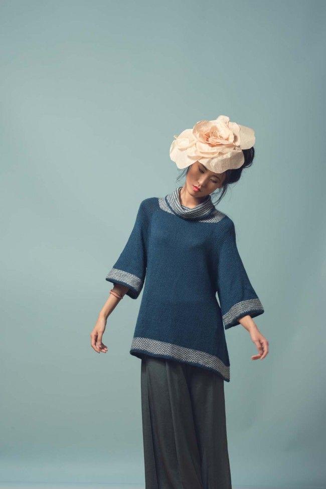 Kaolin Tunic Knitting Pattern