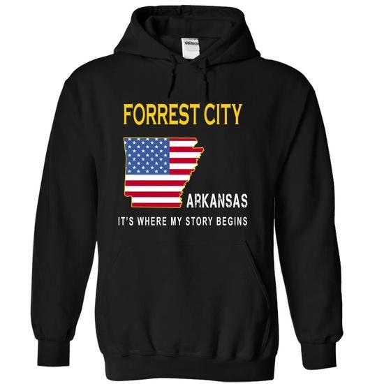 FORREST CITY - Its Where My Story Begins #sunfrogshirt #States