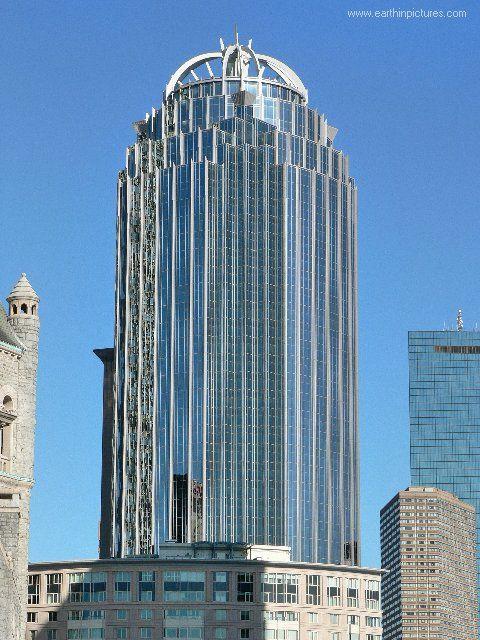 111 Huntington Avenue (Boston, United States of America). 169 meters.