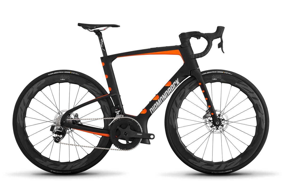 Fastest Road Bike >> Diamondback Io Harnesses Vortex Generators To Create A Faster Aero