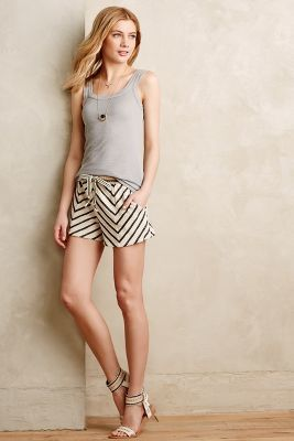 Saturday/Sunday French Terry Chevron Shorts