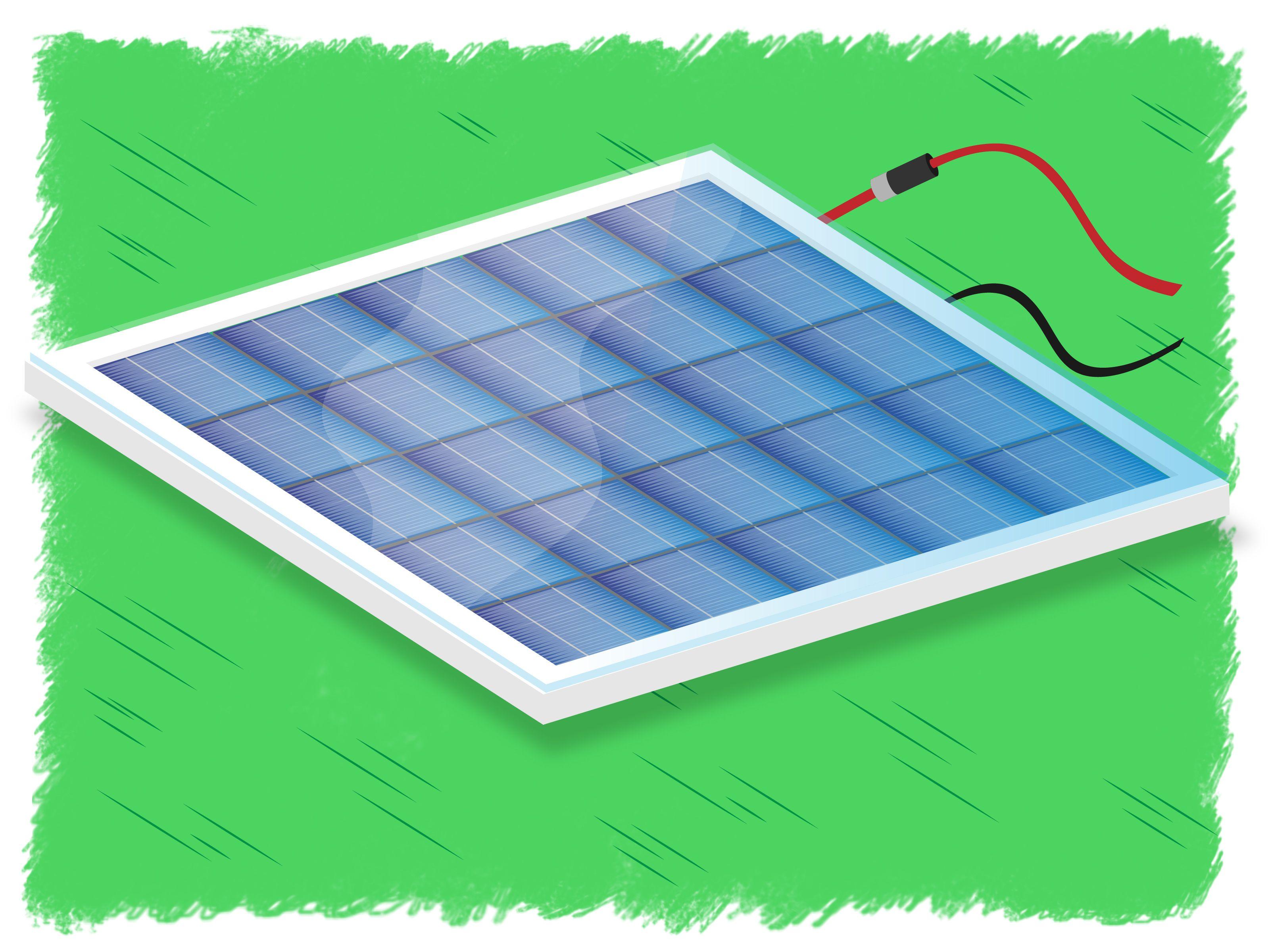 Build a solar panel solar energy projects solar panels
