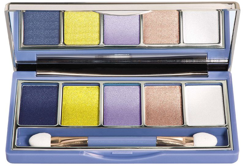Pupa Navy Chic Eye Shadow Palette