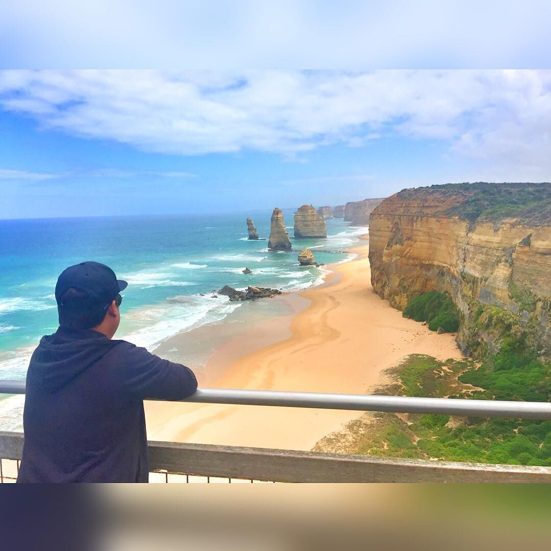 this place always reminds me of how powerful and amazing the God of this universe. #portcampbell #portcampbellnationalpark #nature #beach #scenery #nature #12apostles #seeaustralia #australia #downunder #victoria #melbourne #oneofthefugood_02112016 #fotografiaunited #traveltheworld #photography #photooftheday  by nher1212 http://ift.tt/1ijk11S