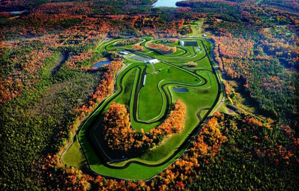 Monticello Motor Club >> Monticello Motor Club Hosts A Gorgeously Designed 4 1 Mile