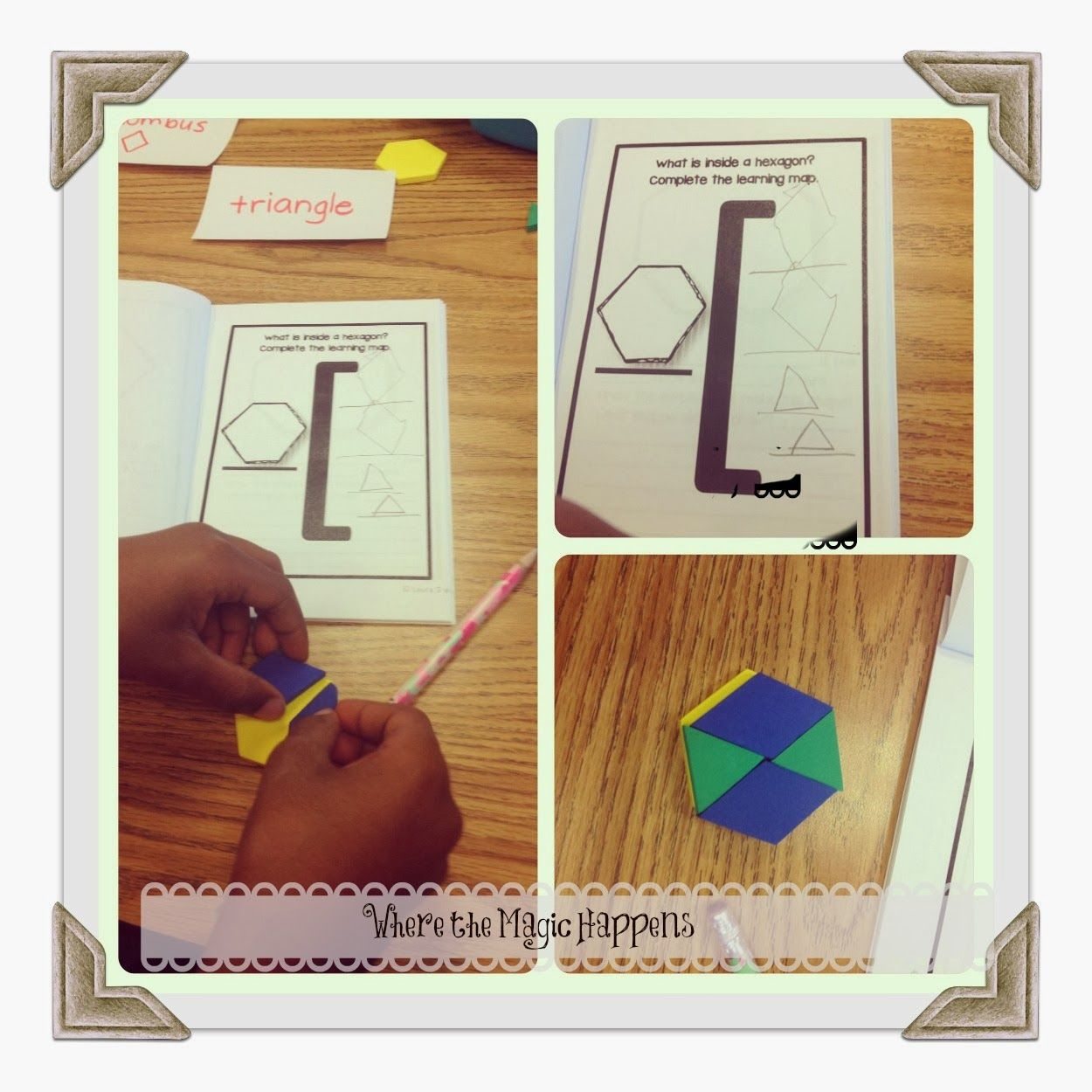 Composing And Decomposing 2d Shapes With Images