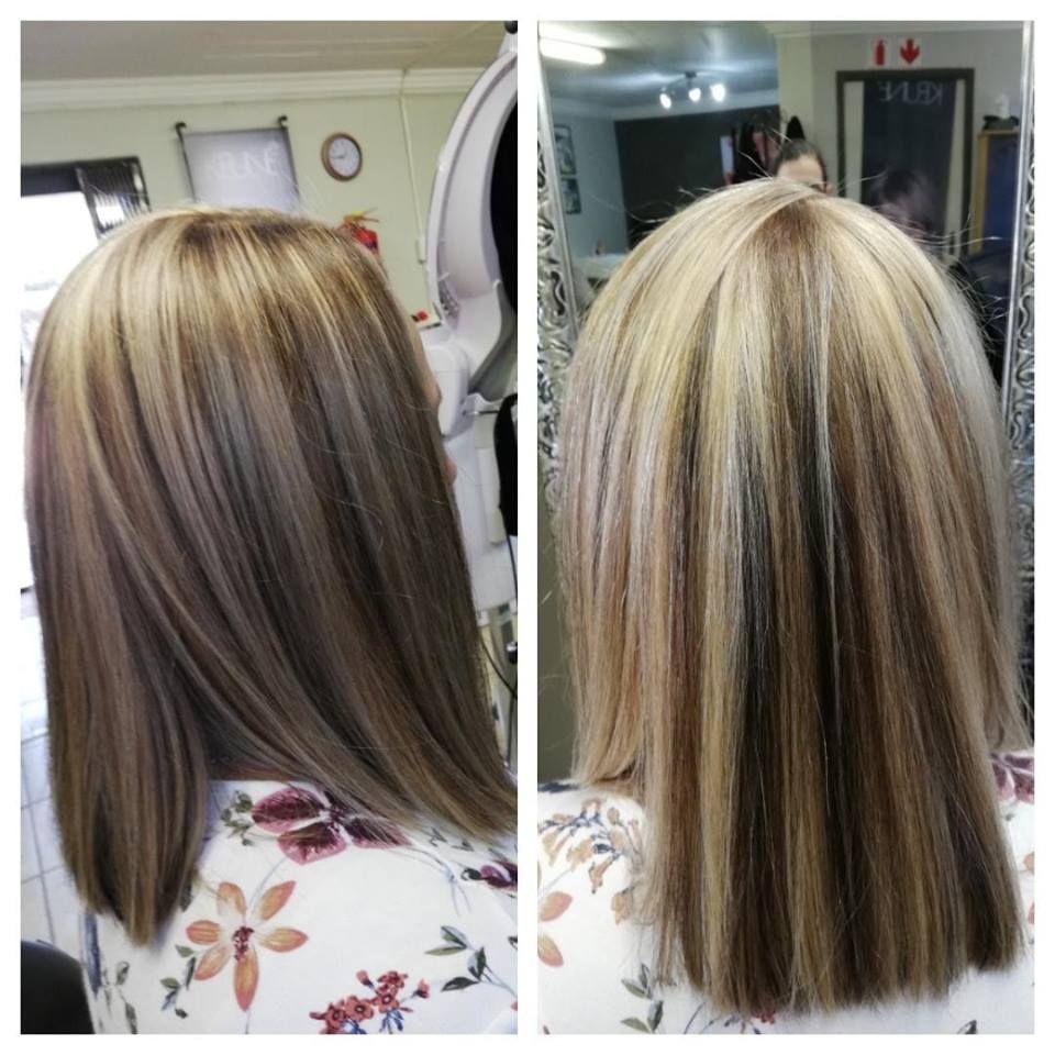 Full Head Hi Lites With Keune Hair Styles Long Hair Styles Hair