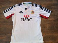 a1e764c5 2013 British & Irish Lions Rugby Union Training Shirt Adults Medium ...
