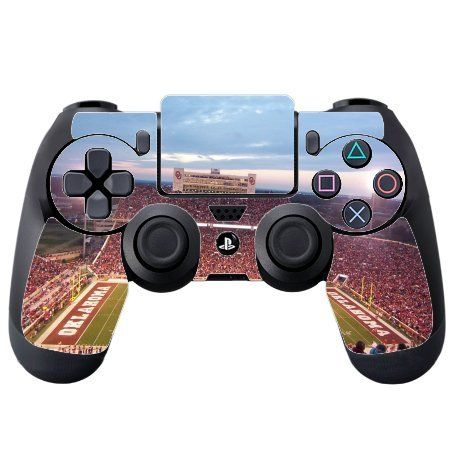 College Football Stadiums PS4 DualShock4 Controller Vinyl Decal Sticker Skin by Compass Litho *** You can get more details by clicking on the image.Note:It is affiliate link to Amazon.