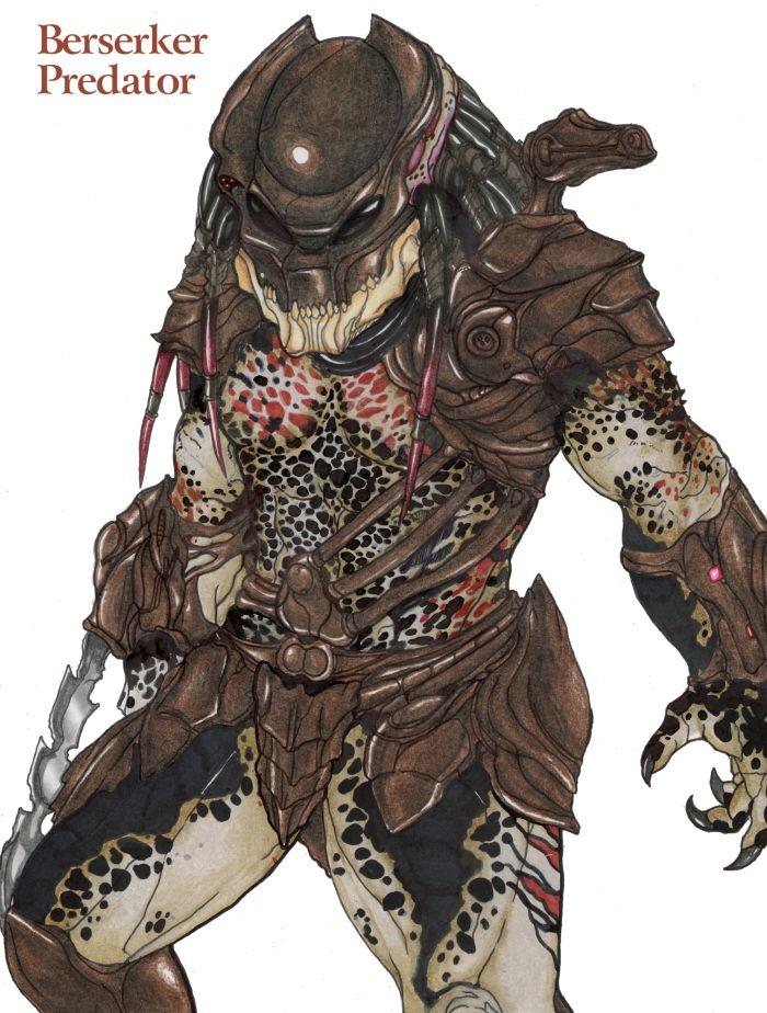 Berserker Predator by Zab22 on DeviantArt   @®t   Predator ...