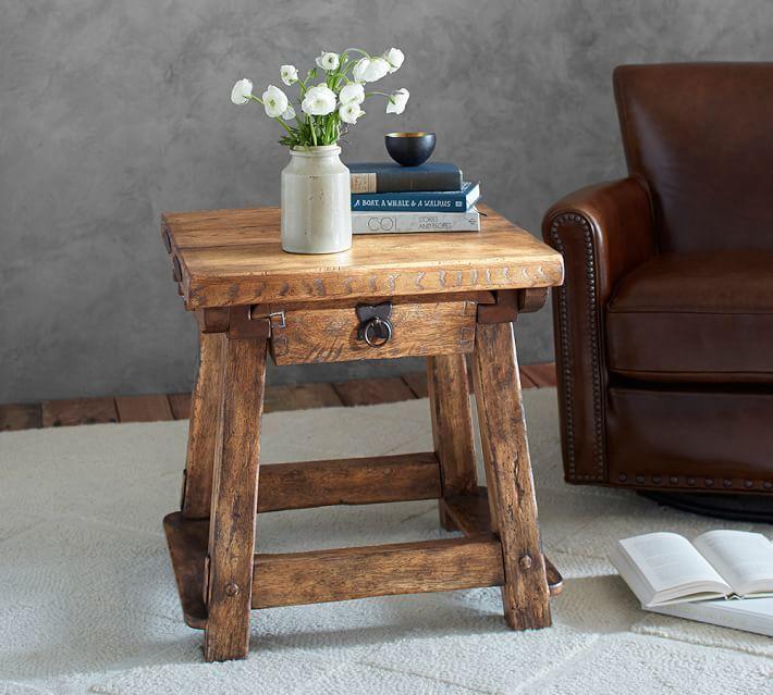 Small Apartment Dining Roomideas: Rustic Farmhouse Decor