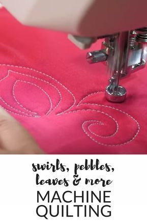 The Easiest Way To Fill In Space When Quilting is part of Quilting designs patterns, Quilting stitch patterns, Machine quilting, Machine quilting patterns, Machine quilting designs, Free motion quilt designs - Don't know where to start  This will help!