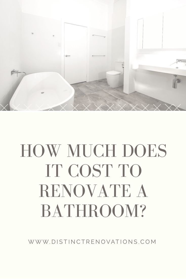 A Detailed Blog Outlining The Costs Of Renovating A Bathroom Here In Perth Western Austr Simple Bathroom Renovation Home Renovation Costs Renovations