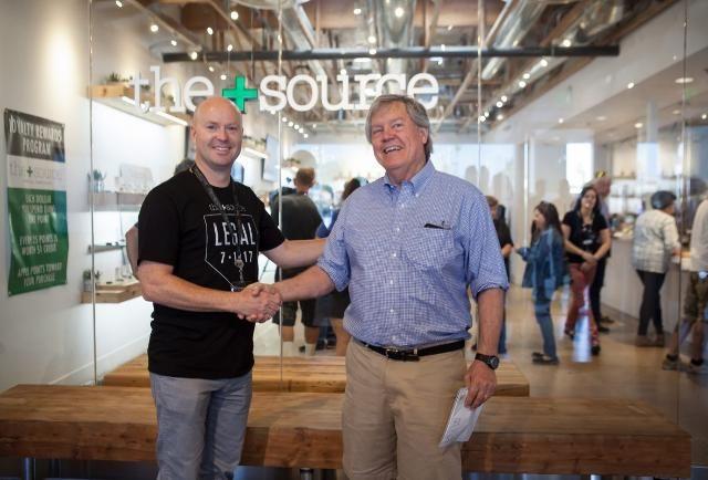 Senator Buys Recreational Marijuana And Nevada Entrepreneurs Gear Up For Green Rush