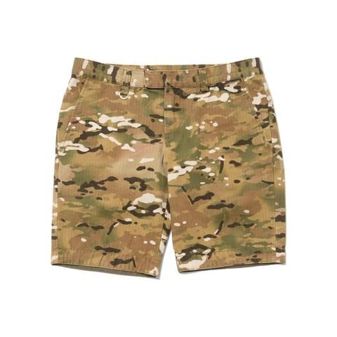 SOPHNET. Camouflage Bermuda Short Pant