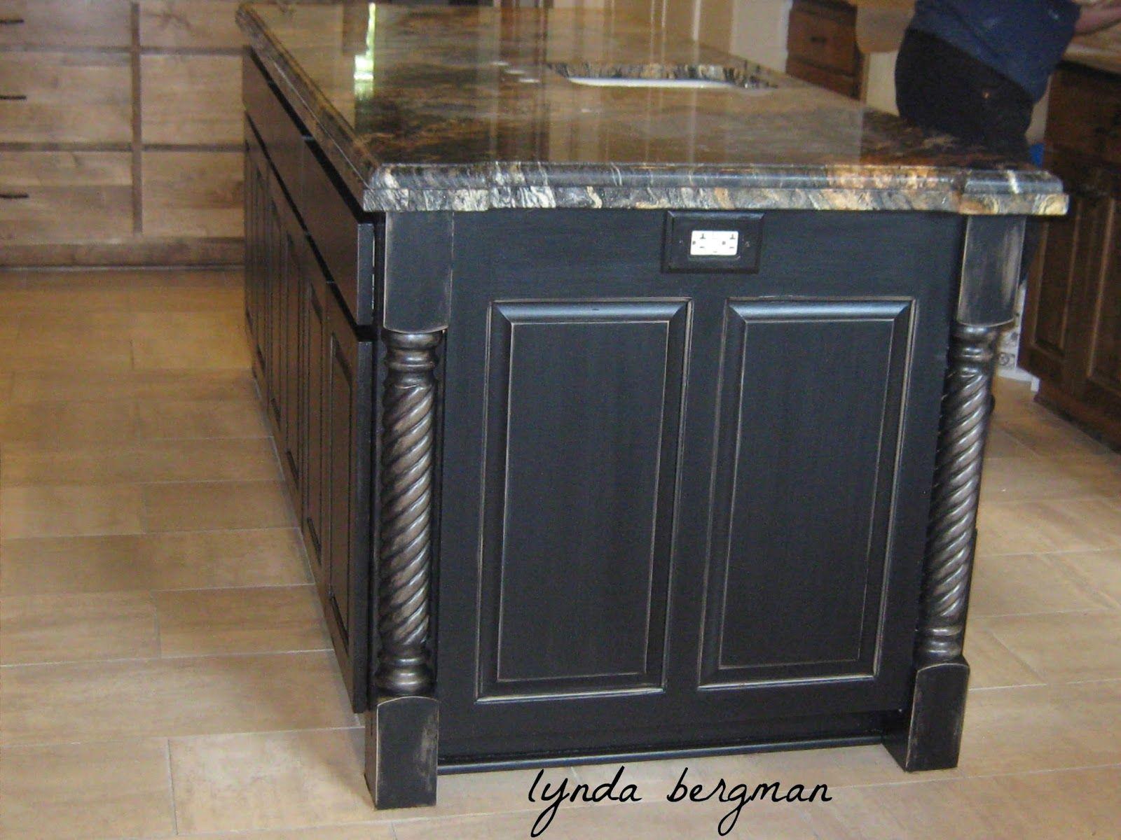 Lynda Bergman Decorative Artisan Painting Veronica S Kitchen Island Wine Cabinet A B Antique Kitchen Cabinets Distressed Kitchen Distressed Kitchen Cabinets
