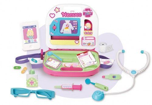 Maletín Médico Medical Chic. #ToyStore #babydolls #dolls #juguetes #toys