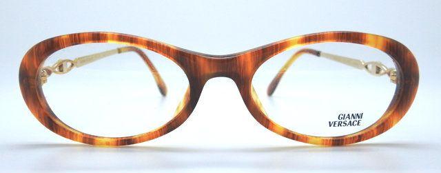 58c8eb7007ad The Old Glasses Shop - VERSACE Designer V32 Vintage Acrylic Designer  Glasses, £129.00 (