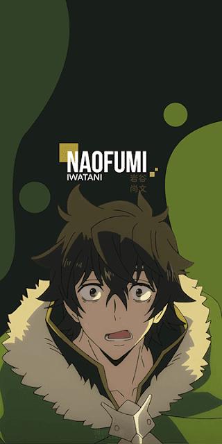 Naofumi Iwatani - Tate no Yuusha no Nariagari Wallpaper