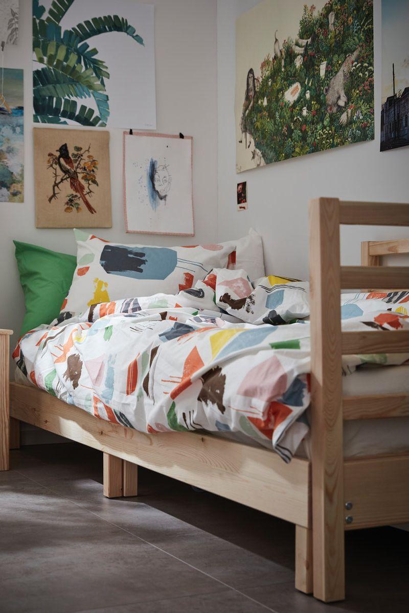Tarva Bettgestell Kiefer Ikea Deutschland Dorm Room Colors Cool Dorm Rooms Ikea Dorm