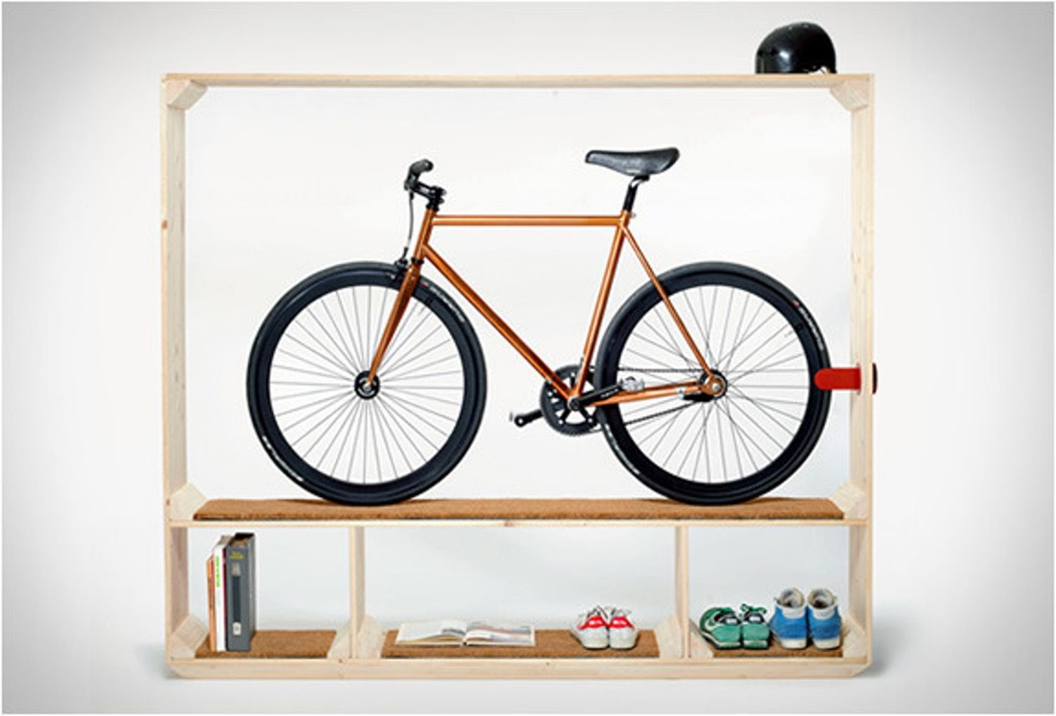 Incroyable 5 New Indoor Bike Storage Solutions