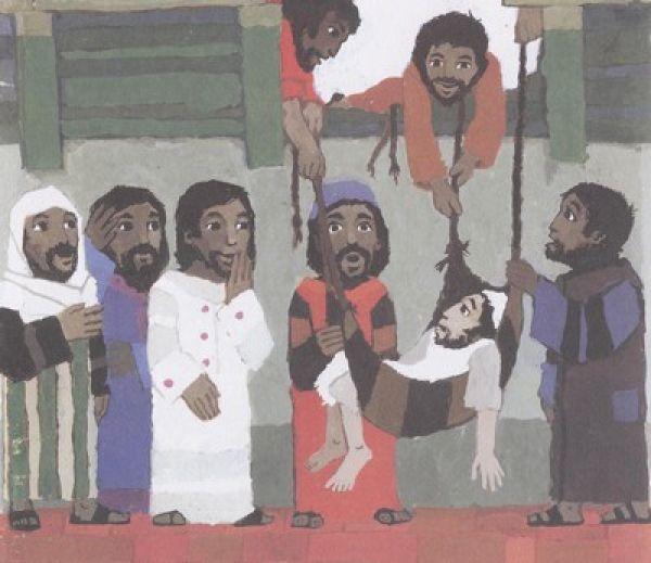 De verlamde man - Bijbelbagageverhalen