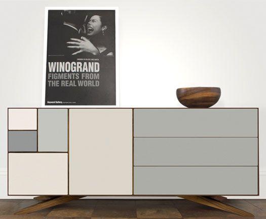 Credenza Legno Per Esterno : Credenza in legno incunabular living rooms sideboard