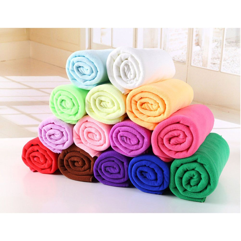 large microfiber car auto cleaning towel kitchen washing