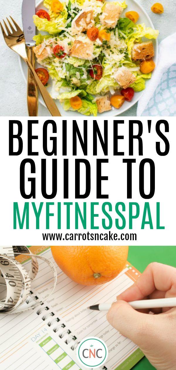 Beginner's Guide to MyFitnessPal #myfitnesspalrecipes