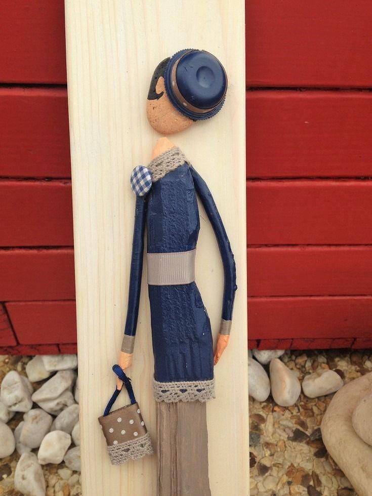 Mademoiselle agatha du bois flott autres art par les for Realisation bois flotte