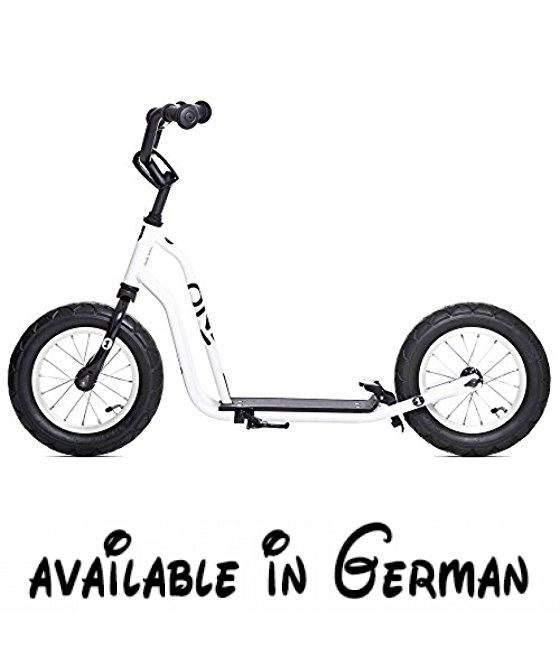 Scooter One 01weiß.  #Sports #SPORTING_GOODS