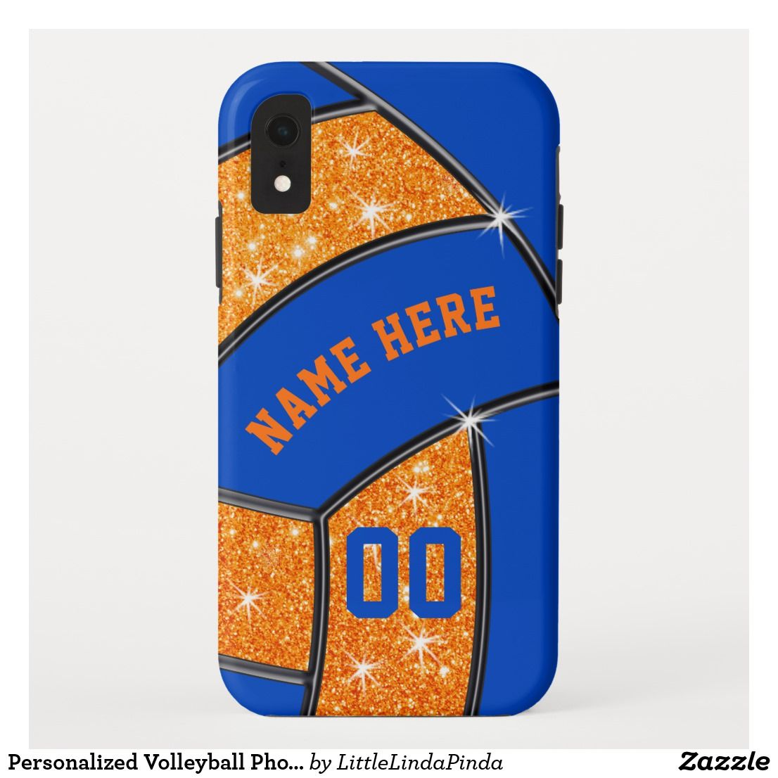 Personalized Volleyball Phone Cases, Many Styles CaseMate