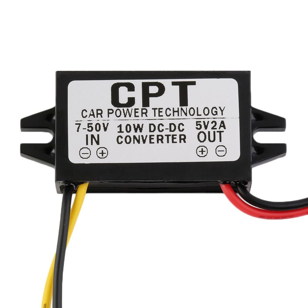 Click To Buy Cpt Waterproof 10w Dc Converter 5v2a Car Led Circuit Board China Flexible Strip Rigid Cheap Quality Directly From Suppliers Power Supply Module