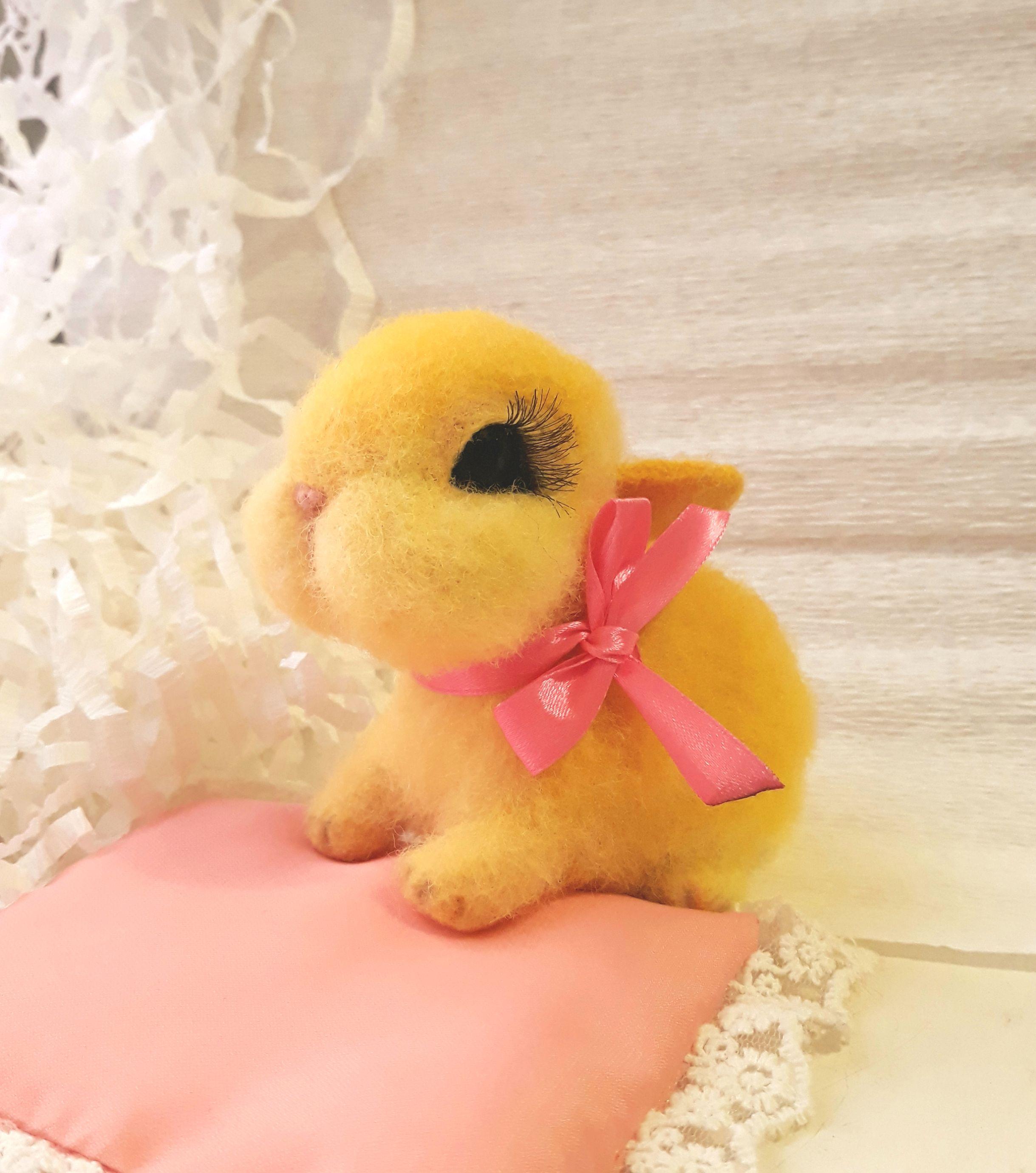 валяние игрушки пасхальный кролик фото этого, шторы